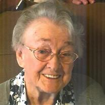 Mrs. Della Rosemary Lyons Lapeyrouse