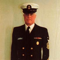 MCPO John  Henry Isler US Navy (Ret.)