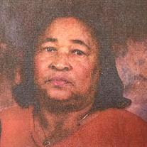 Mrs. Lucie Mae Mason Brown