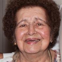 Mary Cora (Fernandes) Sylvain