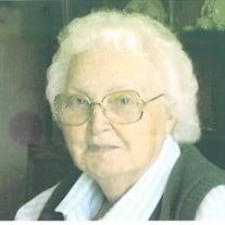 Roberta Mae Gillespie