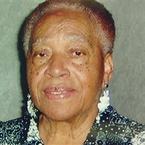 Mrs. Hortense Williams