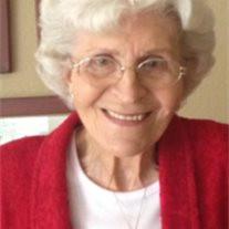 Mary Elizabeth Rutan