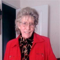 Patsy Mae Bannach