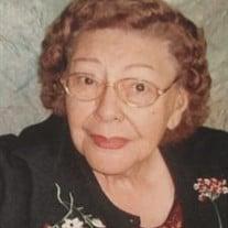 Mary Elvira Gonzales