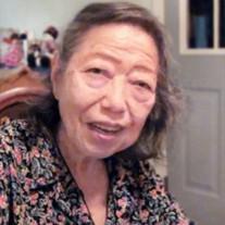 Sumiye Amano Nakashima