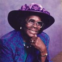 Ruth Ester Jones