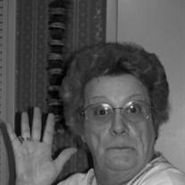 Mary Judith Parkhouse