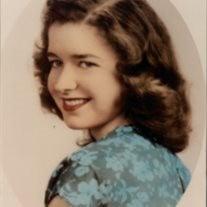 Elizabeth Louise Dodd Scarborough
