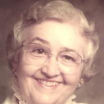 Judith Clare Mathews