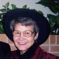 Doris Hunter Alexander