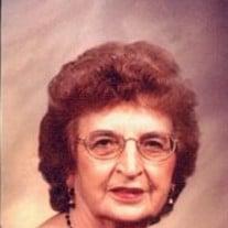Alma Violet Zadow