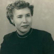 Mary Oleta Hamje