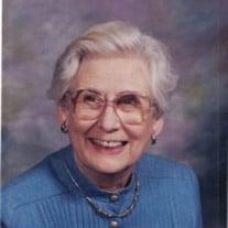Margaret Gloria Goodwyn Little