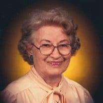 Frances Dorthea Johnson