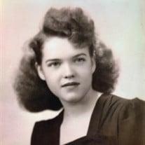 Edith Mae Morgan