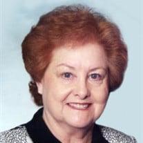 Joyce Ruth (Billye) Leathers