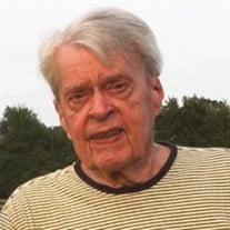 Reverend Harold Arvid Thorson