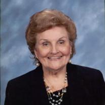 Jennie Ruth Hunter