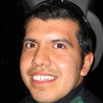 """Horacio """"Q"""" """"Junior"""" Quiroz Jr."""