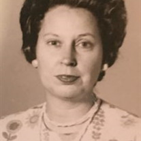 Patricia Ruth Bennett