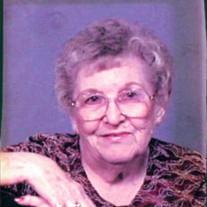 Violet Edith Sandefer