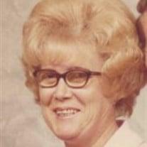 "Ruthie ""Ruth"" Lorene Russell"
