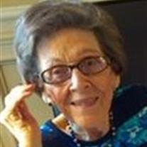 Alma June Johnston