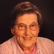 "Gertrude Ava ""Judy"" Cox"