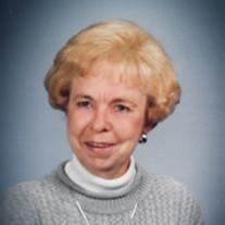 Patricia Ann Cozby Green