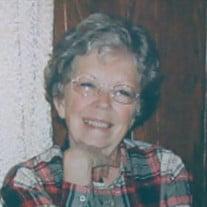 Mary Frances Clayton