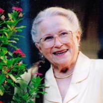 Marie Sims Leggett