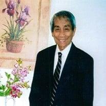 Antonio Gelacio Damaso Sr.
