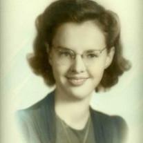 Bettie Jane Streiff