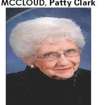 Patty Sue McCloud