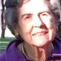 Clara Mae Hudson