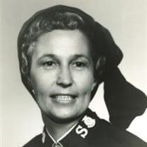 Lt. Col. Sybil (Johnson) Jordan