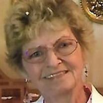 Darlene Ruth Hawes (Bundy)