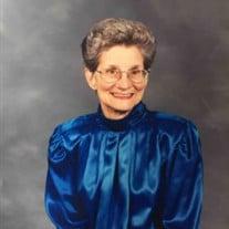 Alma Louise Woodall