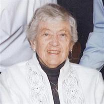Elizabeth Jane Hillis