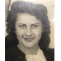 Louella M.  Leathem
