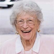 Mrs. Camilla Redin Albertz