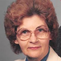 Mildred M. White