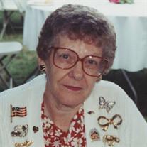 Patricia Rose White