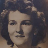 Mrs. Bessie Kahanek Lee