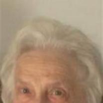 Dorothy Evelyn Weaver