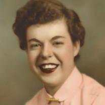 "Mary ""Peggy"" Frances Gifford"