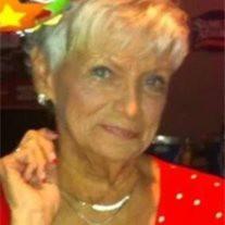Shirley Jane Stafford