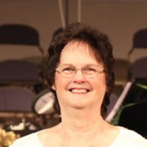 Willine Marie Robertson Zerbe (Ford)