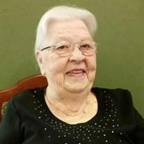Patsy Jeanne Rowland